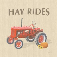 Heartland Harvest Moments V Fine Art Print