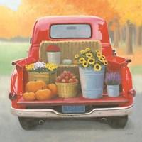 Heartland Harvest Moments I Fine Art Print