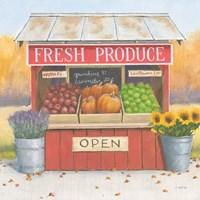 Heartland Harvest Moments II Fine Art Print