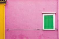 Windows of Burano V Fine Art Print