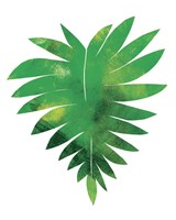 Palm Leaf 1 Fine Art Print