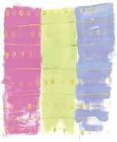 Pastel Pattern Fine Art Print