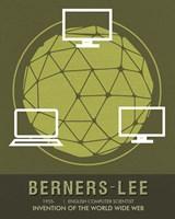 Berners-Lee Fine Art Print