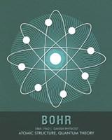 Bohr Fine Art Print
