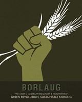Borlaug Fine Art Print