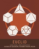 Euclid Fine Art Print