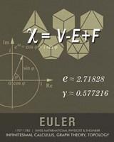 Euler Fine Art Print