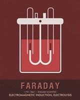 Faraday Fine Art Print