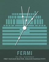 Fermi Fine Art Print