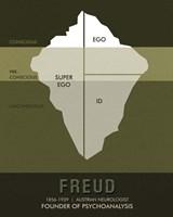 Freud Fine Art Print