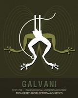 Galvani Fine Art Print