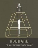 Goddard Fine Art Print
