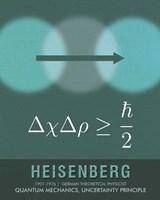 Heisenberg Fine Art Print