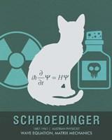 Schroedinger Fine Art Print
