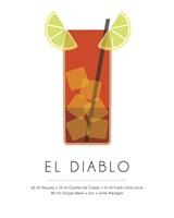 El Diablo Fine Art Print