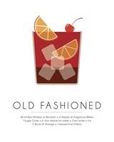 Old Fashioned Fine Art Print