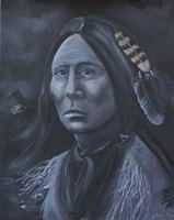 Chief Lone Bear Fine Art Print