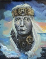 Chief Bear Fine Art Print
