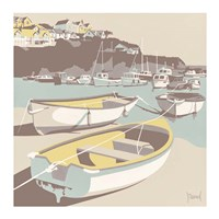 Newquay Harbour Fine Art Print