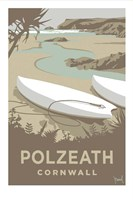 Polzeath Fine Art Print