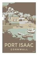 Port Isaac Fine Art Print