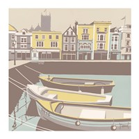 Dartmouth Harbour Fine Art Print