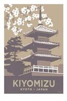 Kiyomizu Fine Art Print