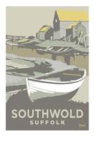 Southwold Harbour 2 Fine Art Print