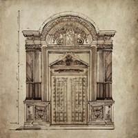 A Grand Entrance Fine Art Print