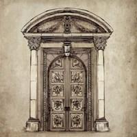 Make an Entrance Fine Art Print