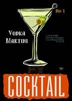 Cocktail Fine Art Print