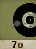 Vinyl 70 Fine Art Print