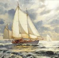 Ahead Of The Storm Fine Art Print