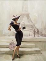 Love From Paris Fine Art Print