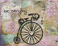 Bicycle of Love Fine Art Print