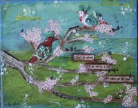 Oriental Birds Fine Art Print