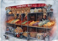 Boston Market Fine Art Print
