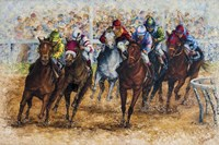 The Derby Fine Art Print