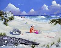 Stacys Paradise Fine Art Print