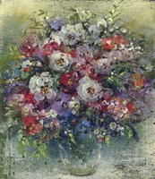 Bouquet of Flowers 5 Fine Art Print