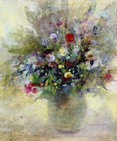 Bouquet of Flowers 9 Fine Art Print
