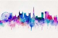 Cityscape 1 Fine Art Print