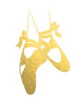 Ballerina Slippers Fine Art Print