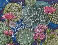 Night Weaving Fine Art Print