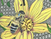 The Bee Fine Art Print