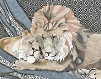 The Lioness Fine Art Print