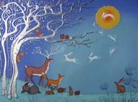 Enchanted Night Fine Art Print