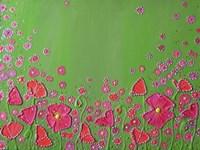 Hot Pink Summer Fine Art Print
