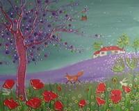 Lilac Summer Fine Art Print