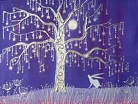 Tree Of Stars Fine Art Print